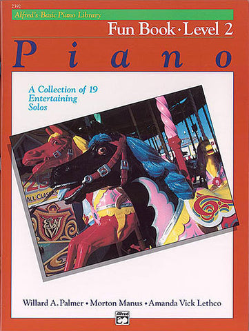 Alfred's Basic Piano Library Fun 2