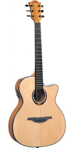 Lag Auditorium Acoustic/Electric Guitar Model T80ACE