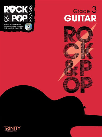 Rock & Pop Guitar Grade 3