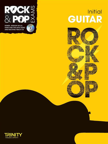 Rock & Pop Guitar Initial