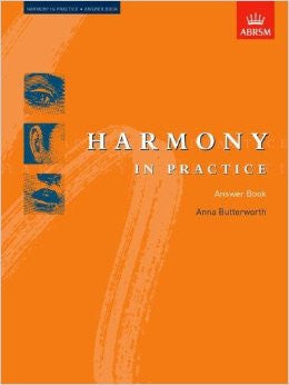 ABRSM Harmony in Practice Answer Book