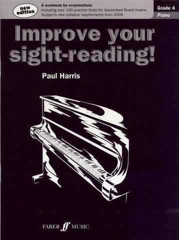Improve Your Sight-Reading Piano Grade 4