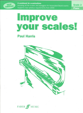 Improve Your Scales Piano Grade 2