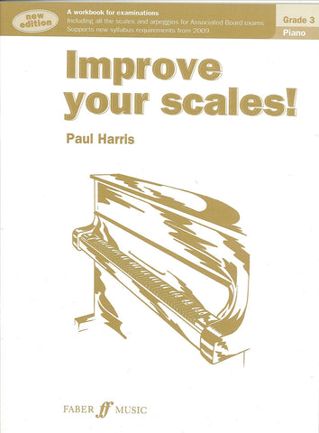 Improve Your Scales Piano Grade 3