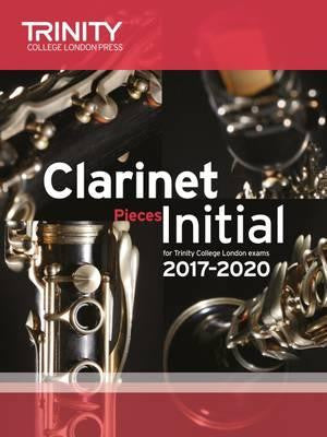 Trinity Clarinet Exam Pieces Initial 2017-2020
