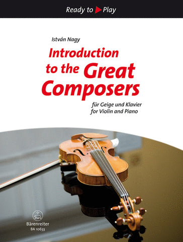 Introduction to the Great Composers (violin and piano)