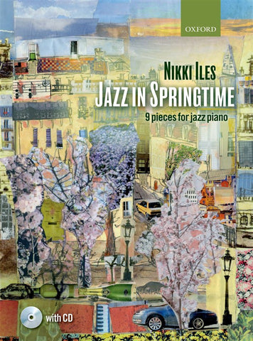 Jazz in Springtime - Jazz Piano