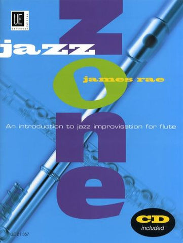 Jazz Zone for Flute - James Rae