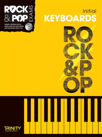 Rock & Pop Keyboards Initial 2012-2017