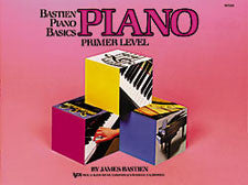 Bastien Piano Basics Lesson Primer Level