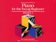 Bastien Piano Basics Young Beginner Lesson Primer A