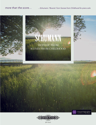 Schumann 'Reverie' from Scenes from Childhood (Peters)