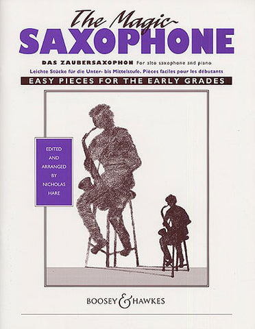 The Magic Saxophone