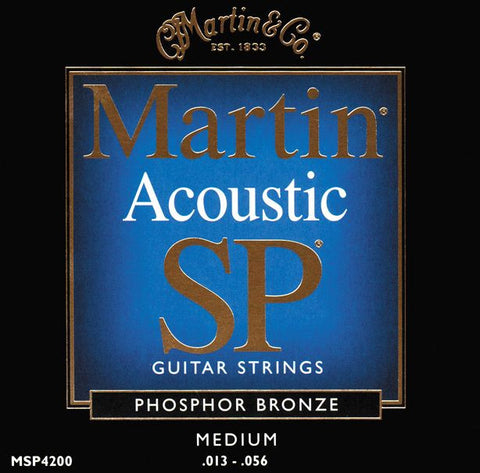 Martin SP Medium Strings