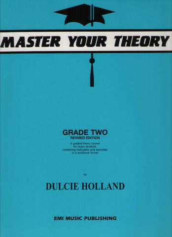 Master Your Theory Grade 2 (Dulcie Holland)