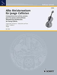 Melodies by Old Masters for Young Cellists - Volume 2