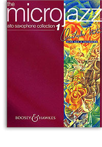 Microjazz Alto Saxophone Collection Volume 1