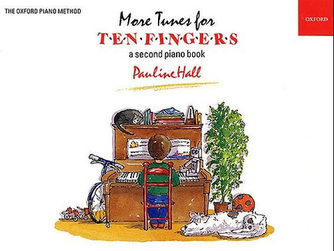 More Tunes for Ten Fingers