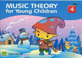 Poco Music Theory for Young Children 4