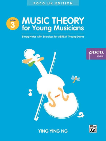 Poco Music Theory for Young Musicians Grade 3