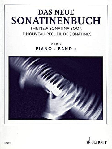 New Sonatina Book Volume One