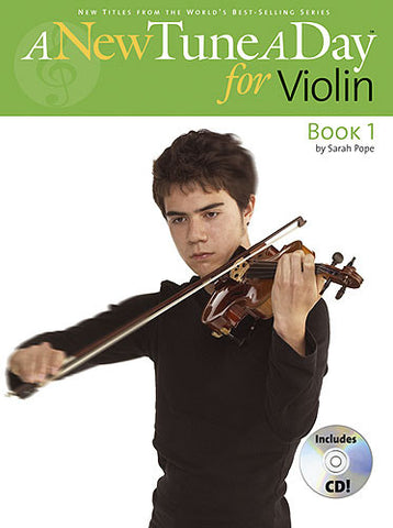 A New Tune A Day Violin Book 1