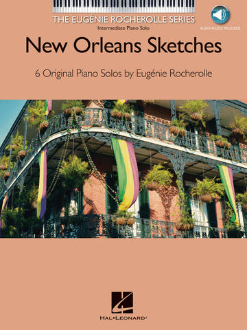 New Orleans Sketches - Eugénie Rocherolle