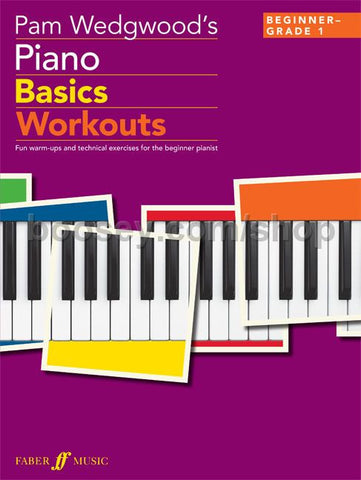 Piano Basics Workouts - Pam Wedgwood