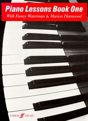 Waterman - Piano Lessons Book 1