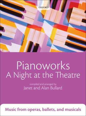 Pianoworks - A Night At The Theatre