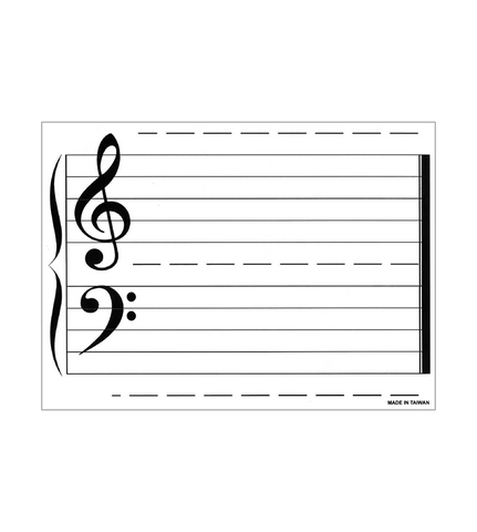 Musical Magnetic Board