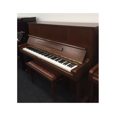 Yamaha W120BW Upright Piano