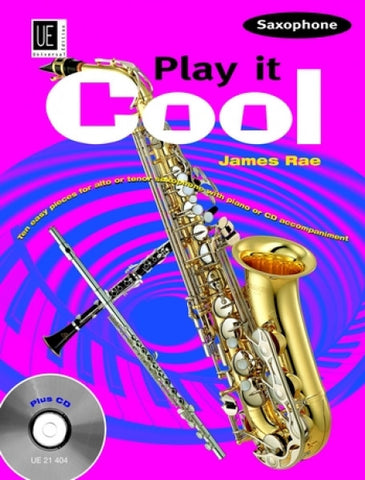 Play It Cool - Saxophone