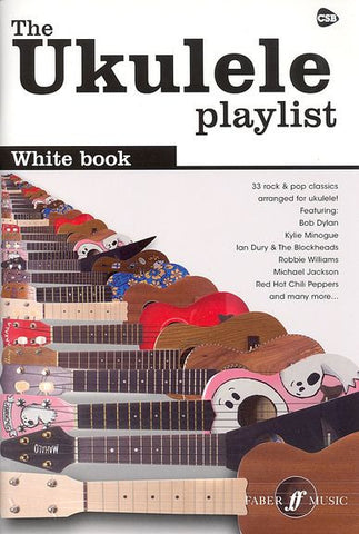 The Ukulele Playlist - The White Book
