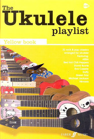 The Ukulele Playlist - The Yellow Book