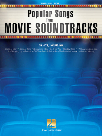 Popular Songs from Movie Soundtracks