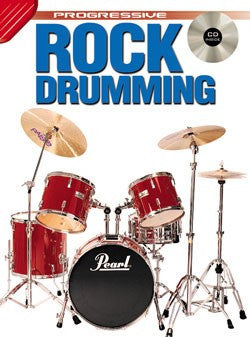 Progressive Rock Drumming - Book/CD