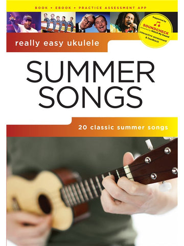 Really Easy Ukulele Summer Songs