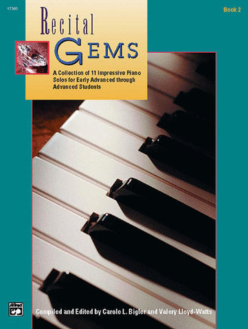 Recital Gems Book 2