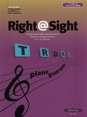 Right@Sight Piano Grade 7