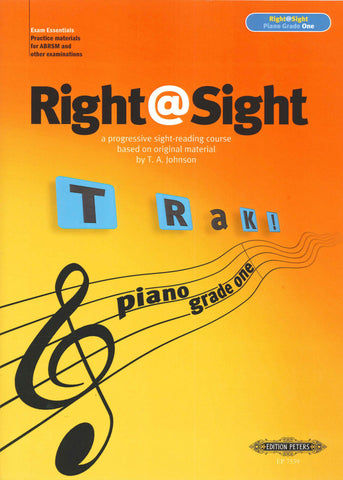 Right@Sight Piano Grade 1