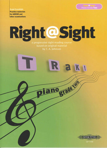Right@Sight Piano Grade 2