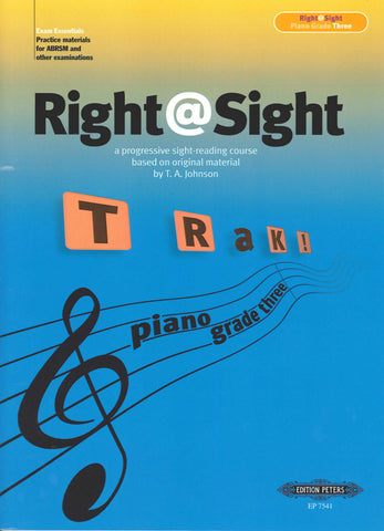 Right@Sight Piano Grade 3