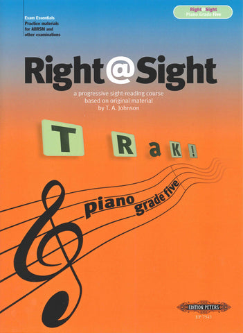 Right@Sight Piano Grade 5