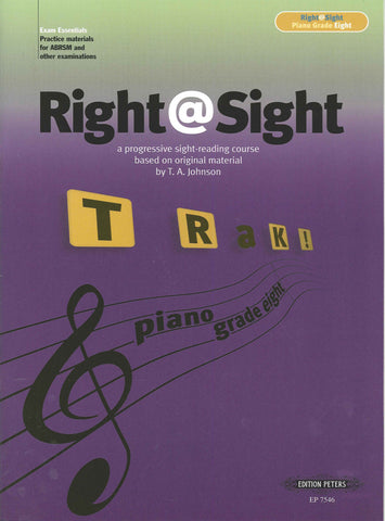 Right@Sight Piano Grade 8