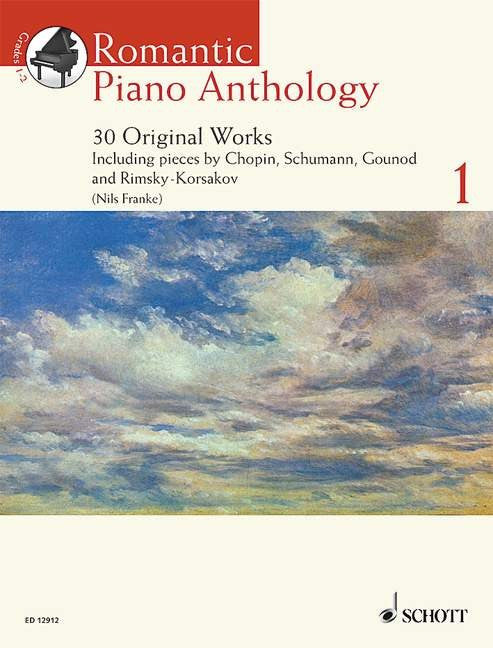 Romantic Piano Anthology Volume 1