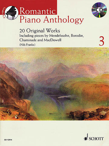 Romantic Piano Anthology Volume 3