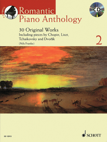 Romantic Piano Anthology Volume 2