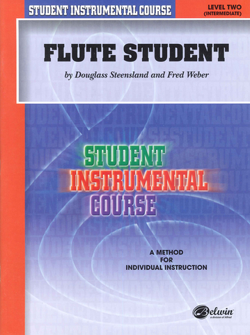 The Student Instrumental Course - Flute Level 2