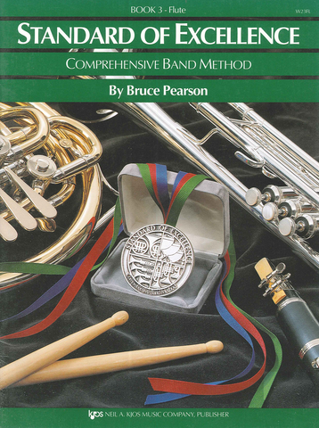 Standard of Excellence Flute Book 3